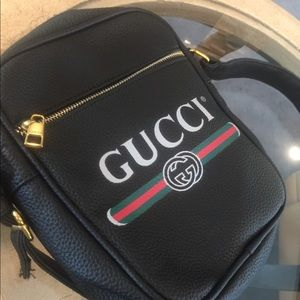 Gucci shoulder messenger bag